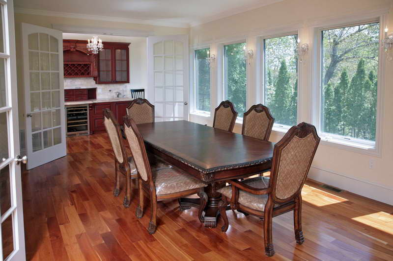 Dining RmBOSTON REAL ESTATE CARE COD Osterville