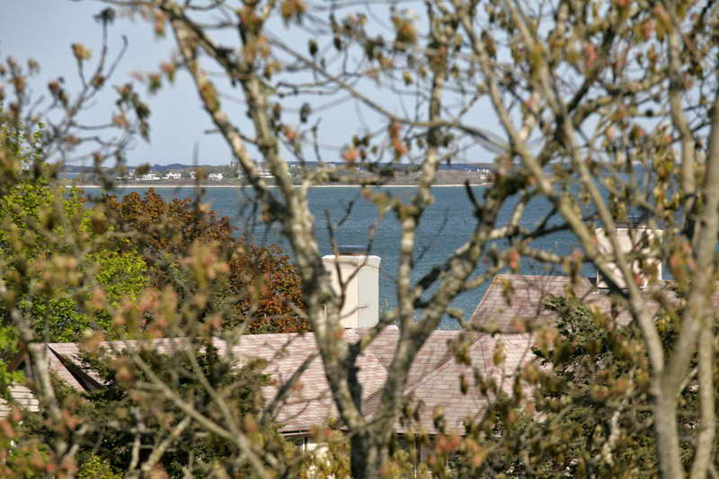 Ext -Water view from 3rd floor -BOSTON REAL ESTATE CARE COD Osterville