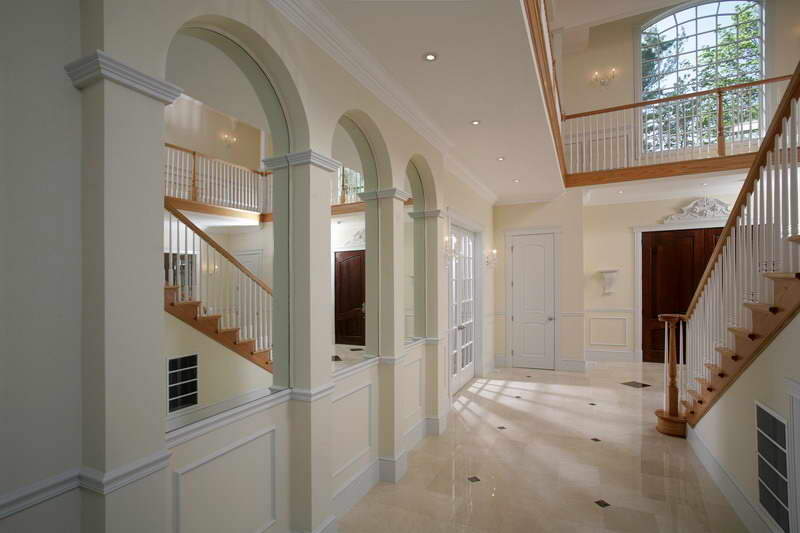 Foyer view2-BOSTON REAL ESTATE CARE COD Osterville