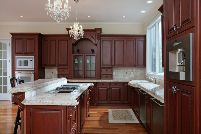 Kitchen view2-BOSTON REAL ESTATE CARE COD Osterville